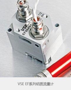 德国VSE威仕EF系列铝质流量计
