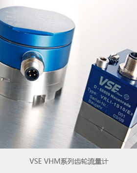 VSE VHM系列齿轮流量计