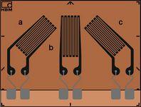 HBM应变片1-RM81-1.5/350GE