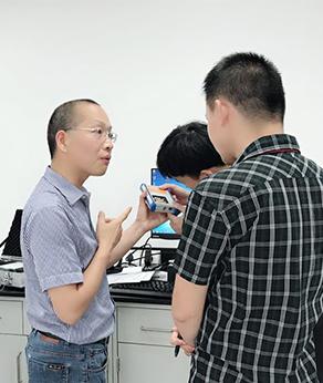 IVF冷却特性测试仪SmartQuench安装调试