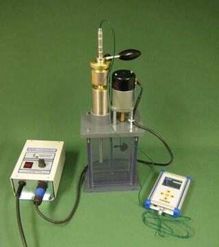 IVF冷却特性测试仪工作原理
