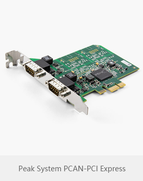 Peak System PCAN-PCI Express卡