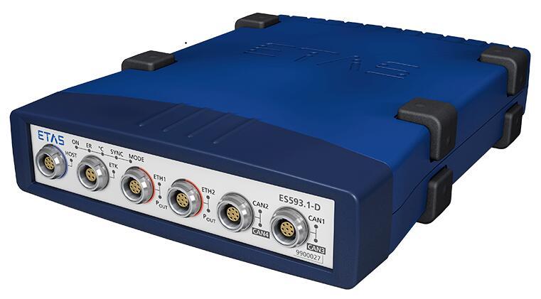 ETAS ES593.1-D接口模块 订货号:F-00K-107-110
