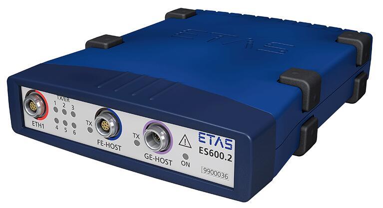 ETAS ES600.2网络模块