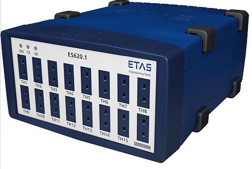 ETAS ES620.1温度测量模块_F-00K-102-914