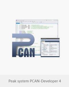 Peak system PCAN-Developer 4总线开发包
