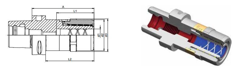 Diebold PSC 动力夹头 UltraGrip®