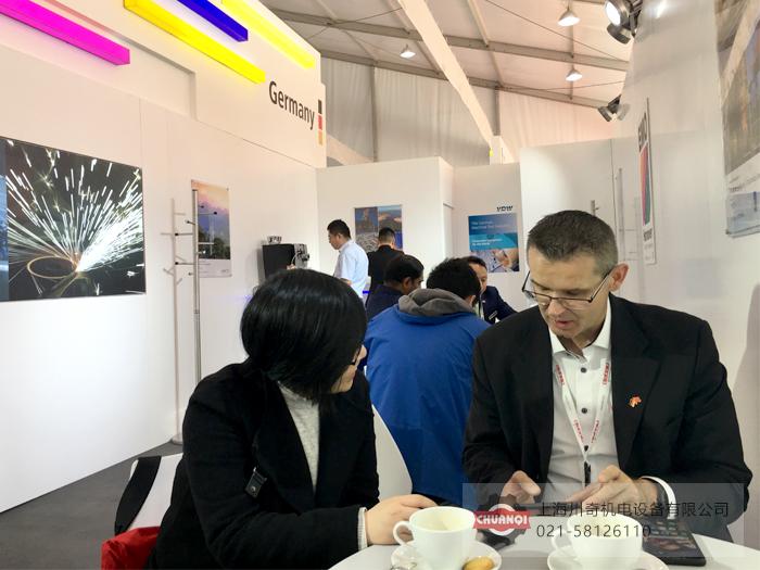 Diebold北京之行 - 中國國際機床展覽會CTMT 2019