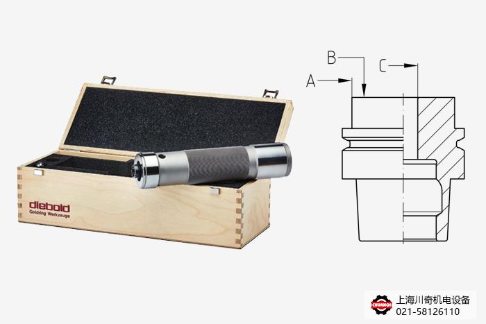德国Diebold-HSK刀具跳动检测主轴