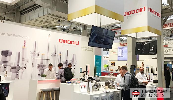 德國Diebold EMO2019展會回顧-上海川奇帶您一起解讀Diebold創新產品