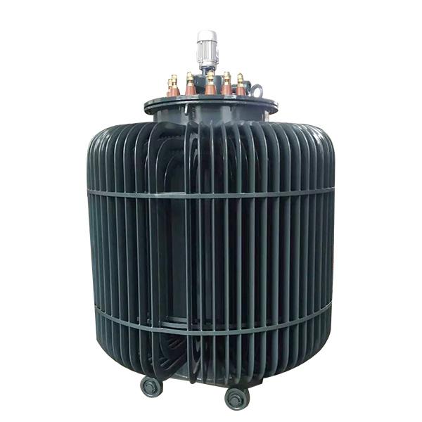 单、三相油浸式感应调压器