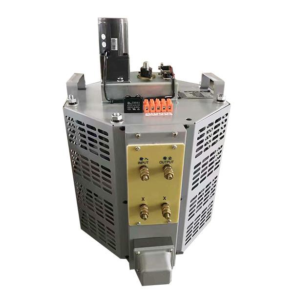 单相接触式电动调压器