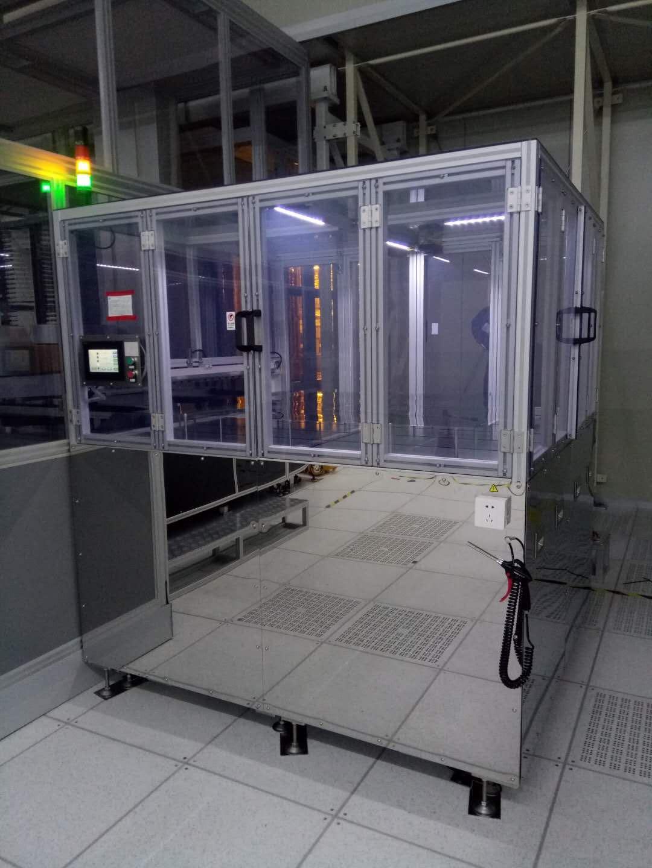 液晶玻璃檢測平臺