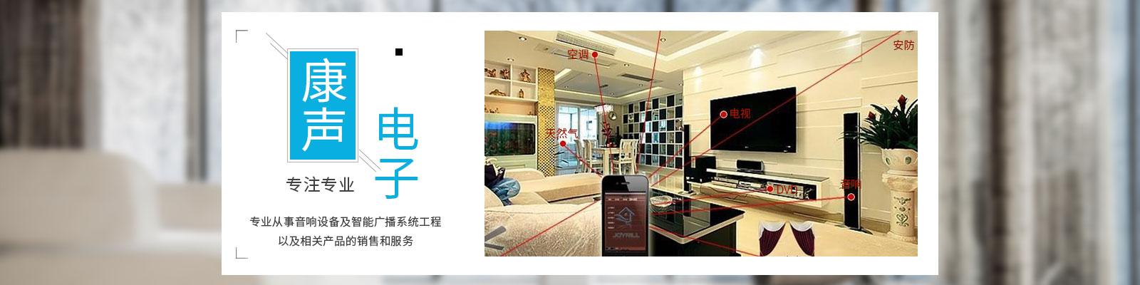 上海康声电子工程有限公司