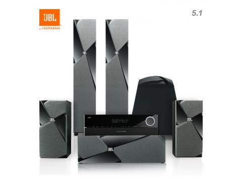 JBL STUDIO 1系列5.1套装