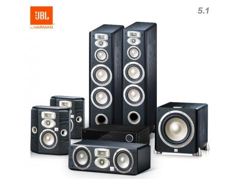 JBL STUDIO L系列5.1套装