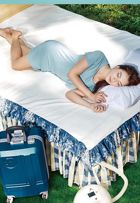 养生床垫的原理和作用