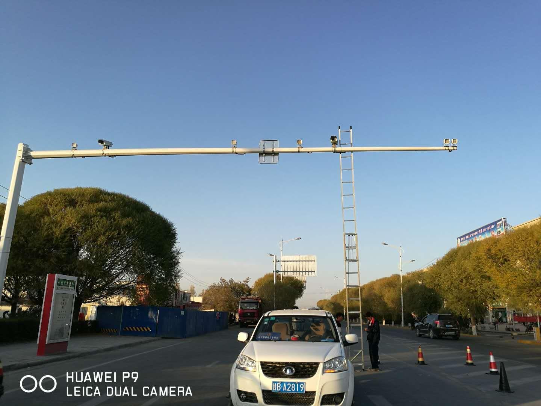 甘肃酒泉电子警察项目
