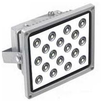 监控补光灯符合城市道路照明设计标准值