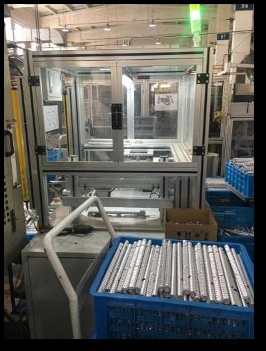 管子焊缝缺陷检测