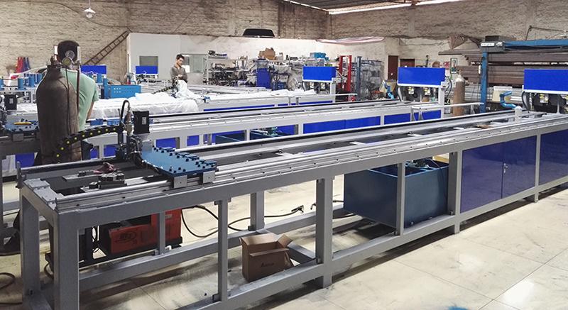 自动化装配线生产制造