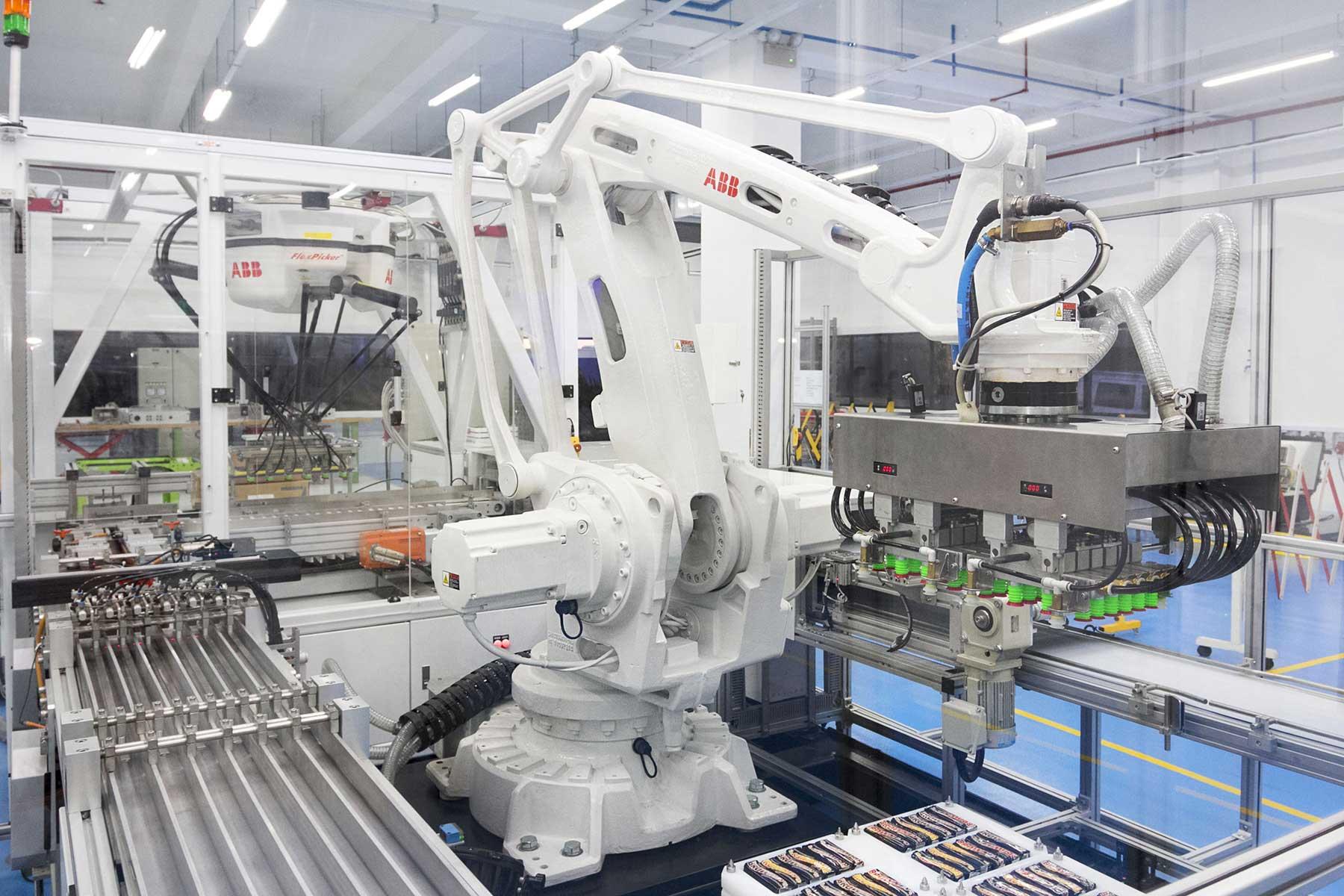自动化机器人设备