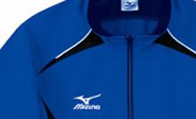 MIZUNO服饰产品应用解决方案