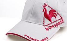 LE COQ SPORTIF帽子产品应用解决方案