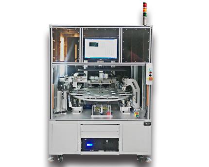 GA800-四工位旋转功能测试系统