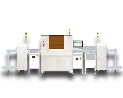 GA1000-功能测试系统自动化流水线