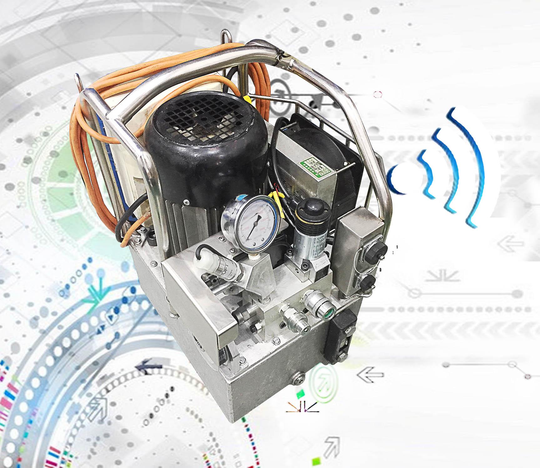 综合智能液压扭矩扳手-IHW400系列