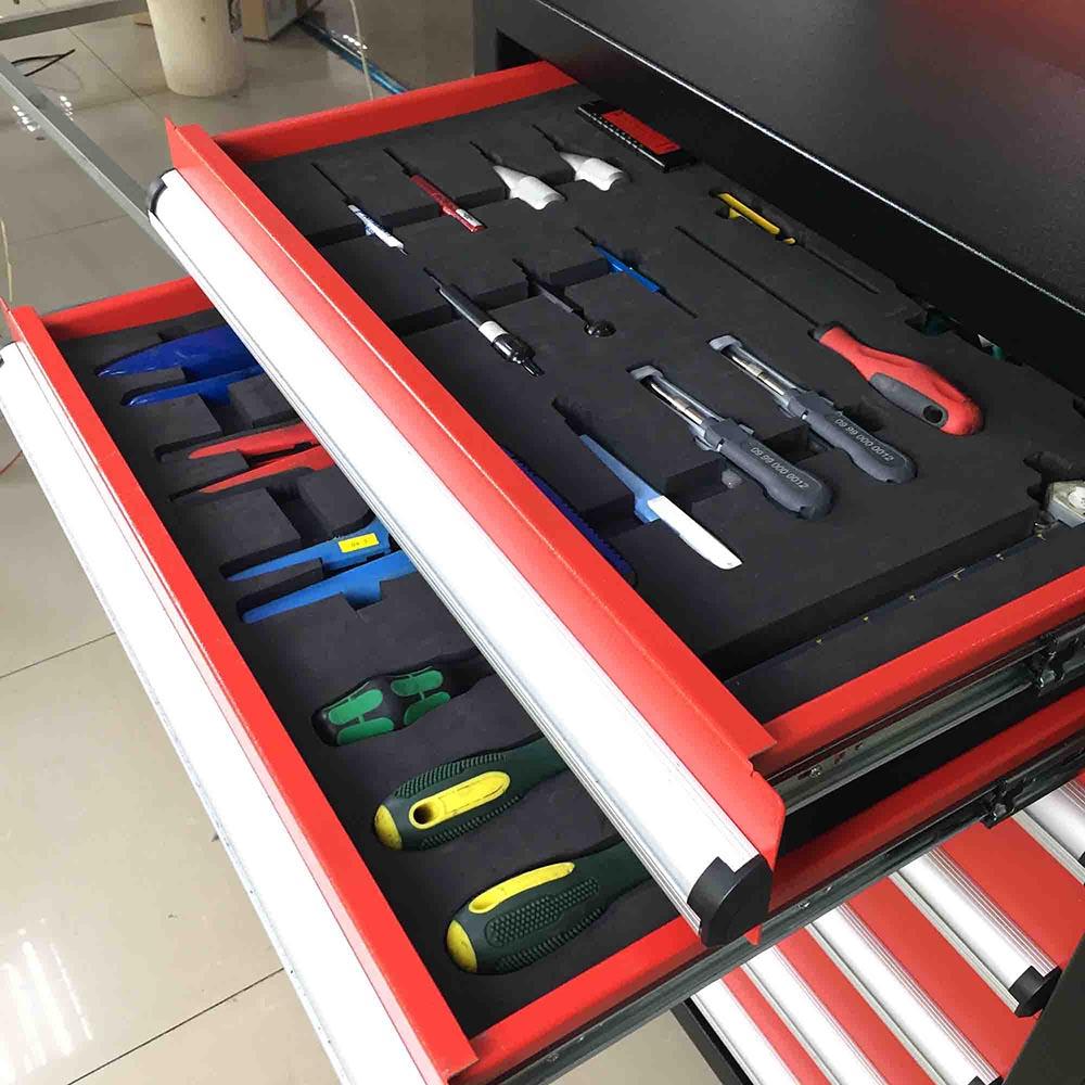 RFID智能工具车_RFID智能工具柜_RFID智能工具箱