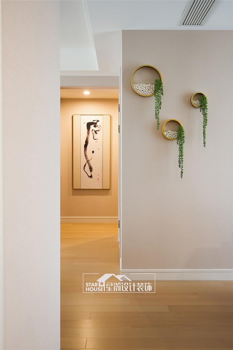 现代中式装修设计,苏州星瀚设计装饰