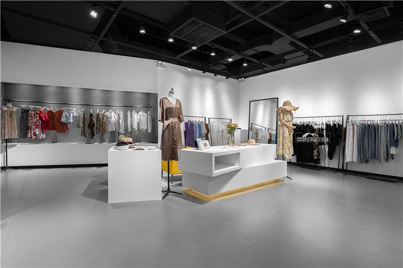 苏州星瀚设计,服装店设计