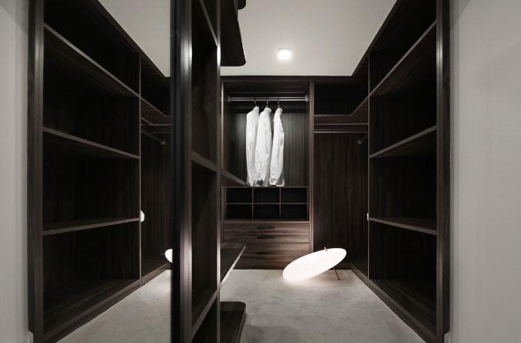 衣柜的设计_苏州星瀚设计装饰