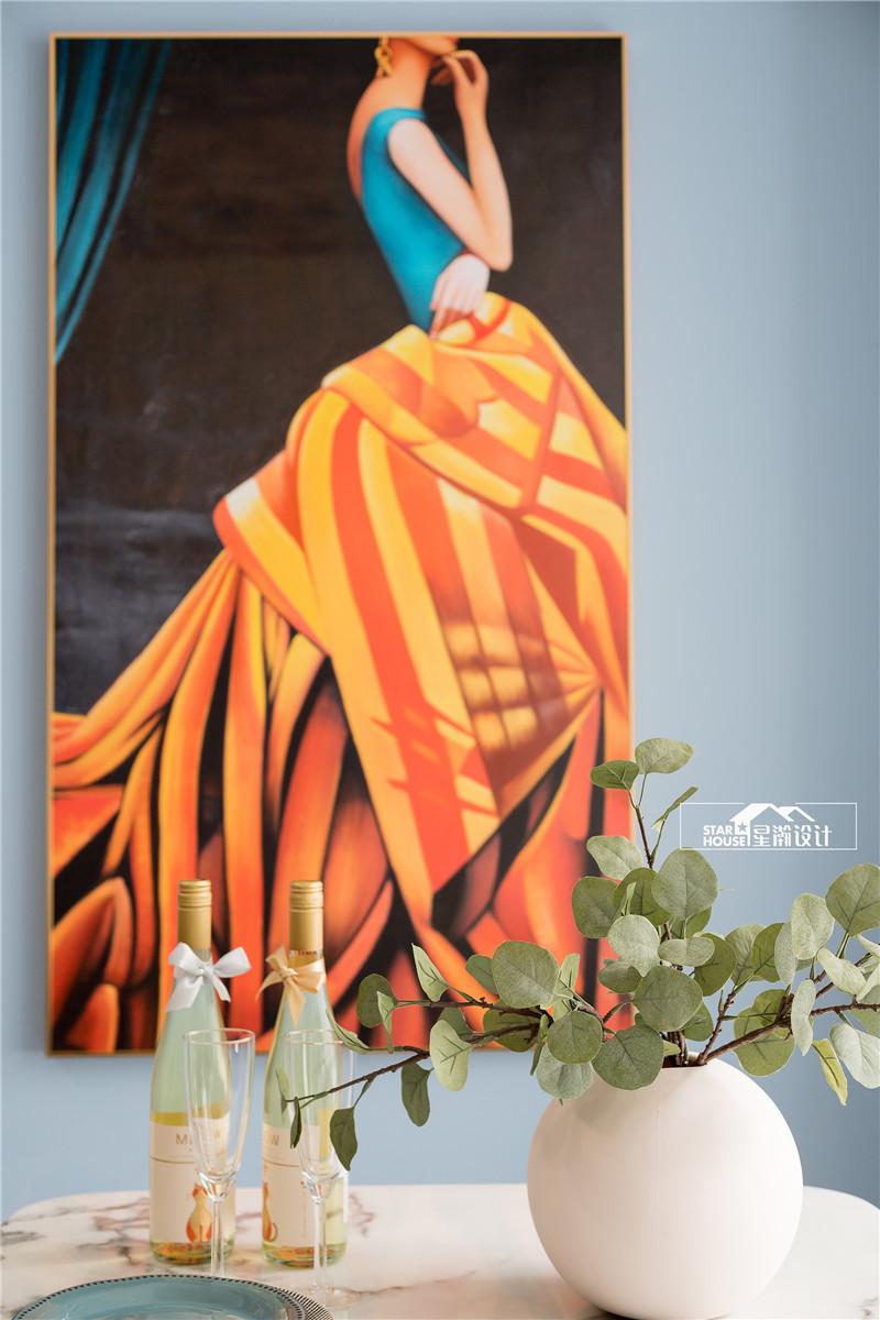 丽景湾,美式风格,星瀚设计装饰