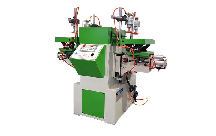 雙端銑槽機