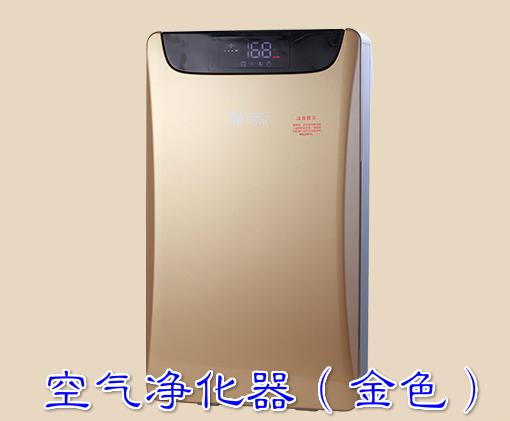 空气净化器(金色)