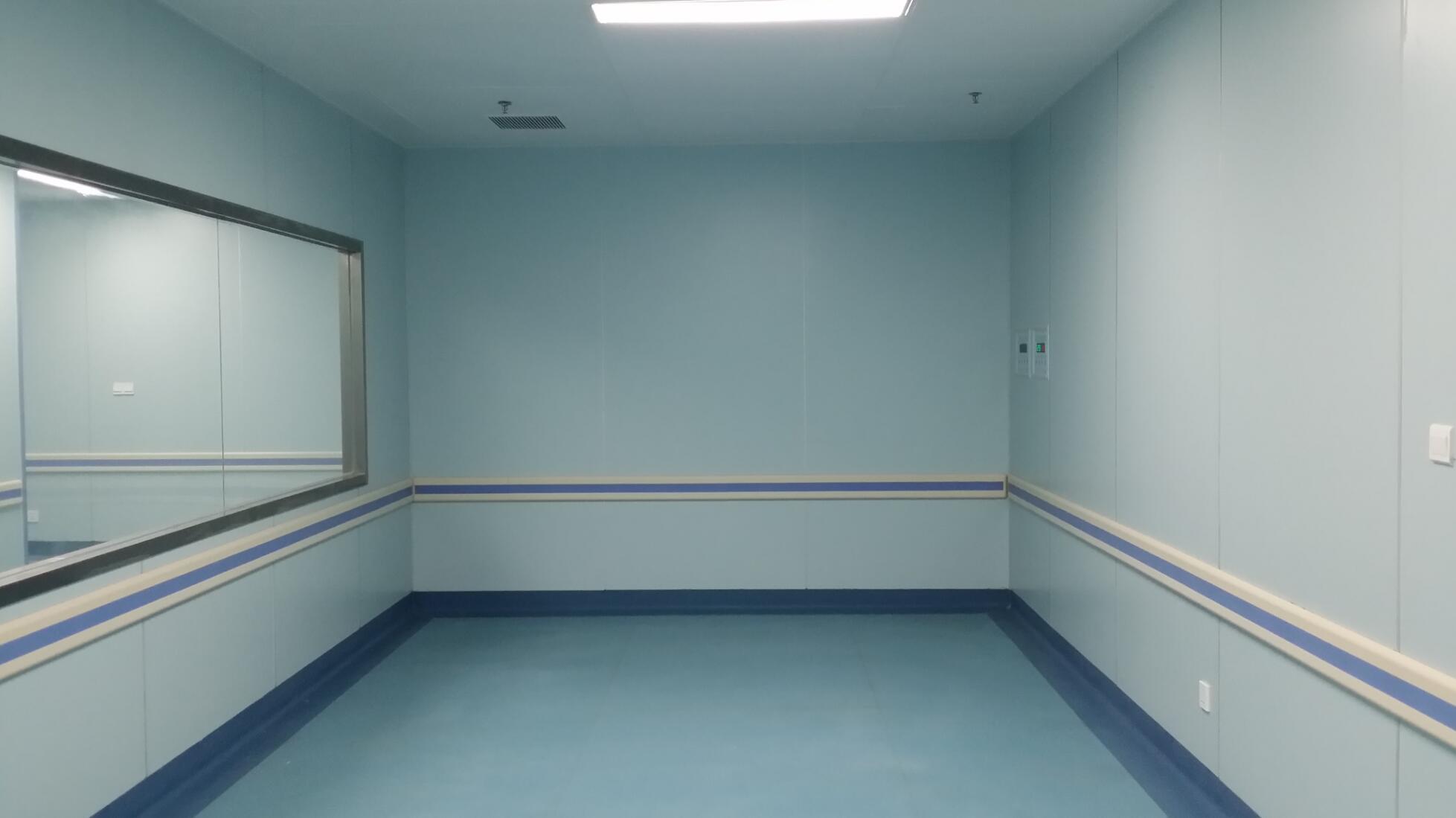 洁净区隔墙