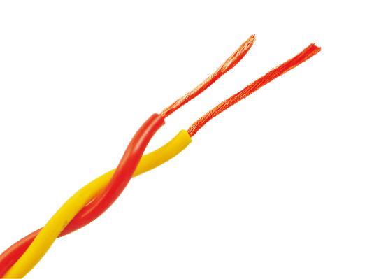 阻燃絞型連接用軟電線