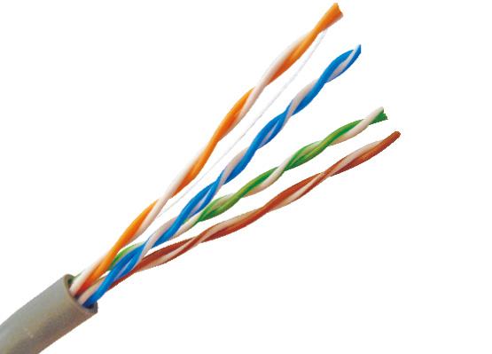 超五類非屏蔽數字通信線纜