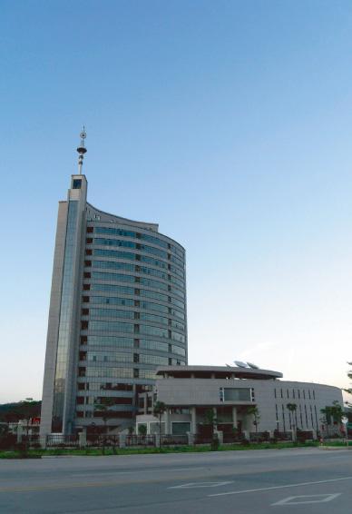 南安廣電大廈