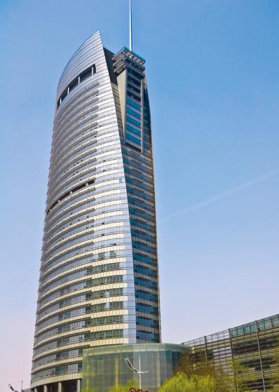 武漢廣電大樓