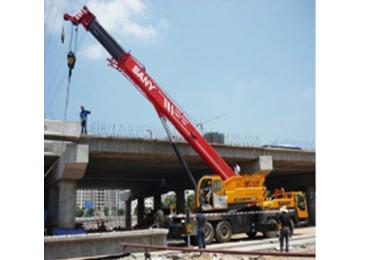 50噸輪式汽車吊車