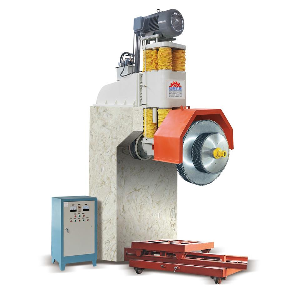 GY-1650液压单臂组合切石机