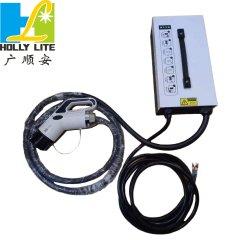 家用220伏便携式直流充电桩/充电器/充电机/充电枪