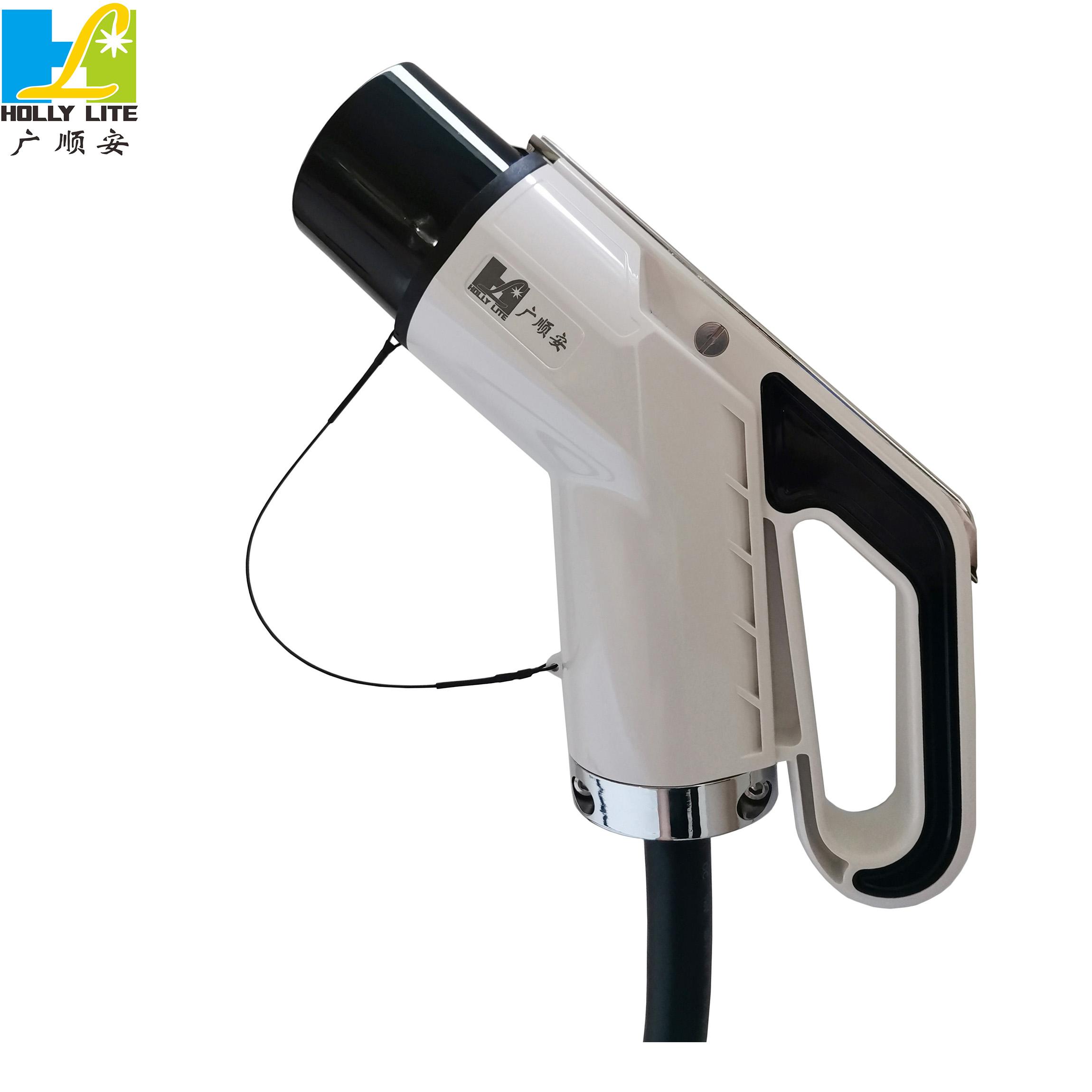 广顺安新国标200A直流充电枪
