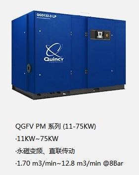 永磁變頻空壓機系列 (11-75KW)