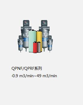昆西過濾器QPNF/QPRF系列