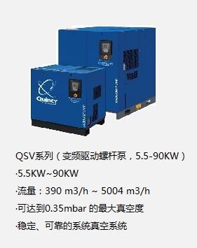 昆西變頻真空泵QSV系列(5.5-90KW)